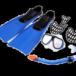 Наборы для плавания , маски, ласты,трубки